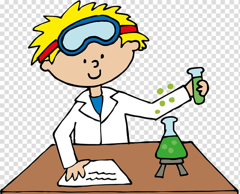 Scientist Science project , science transparent background.