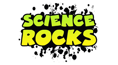 science rocks.