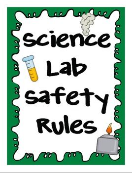 Science Rules Clipart Clipground
