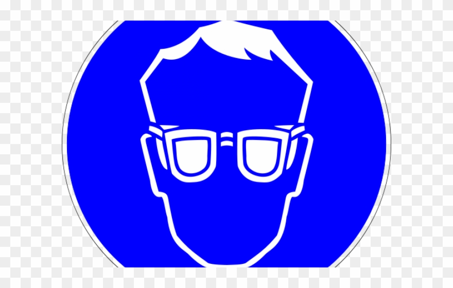 Goggles Clipart Lab Safety Symbol.