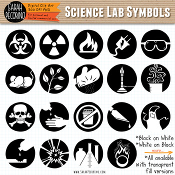 Lab Safety Symbols Worksheets & Teaching Resources.