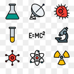 Science Symbols PNG and Science Symbols Transparent Clipart.