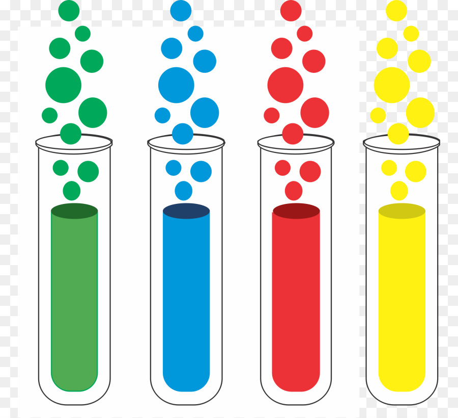 Science Beakers And Test Tubes Png & Free Science Beakers.