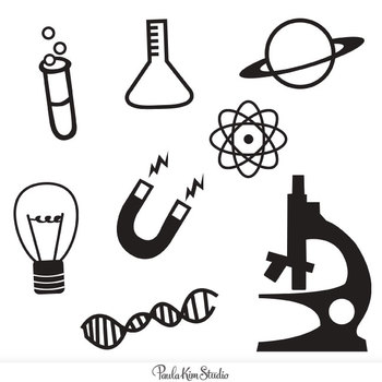 Clipart Sciences.