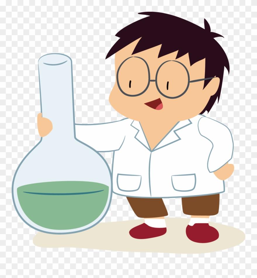 Scientist Clipart Professor.