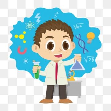 Scientist PNG Images.