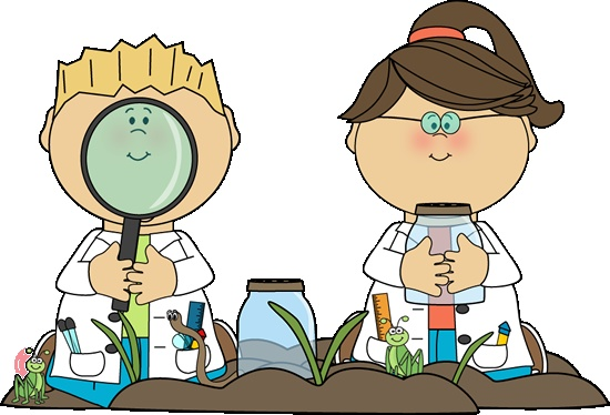 Scientist clipart.