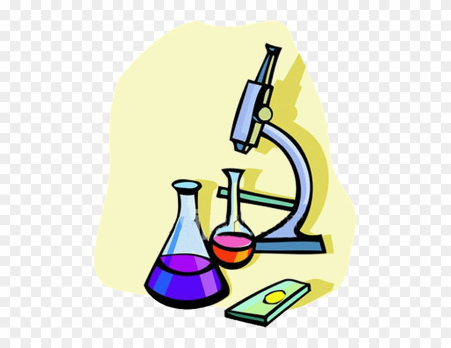 Science Clipart Microscope.