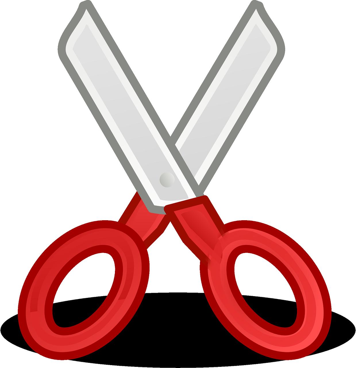Free to Use & Public Domain Scissors Clip Art.