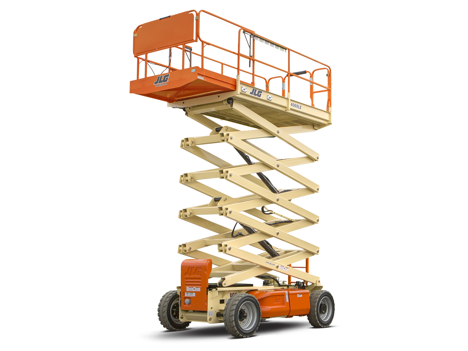 4069LE Electric Scissor Lift.