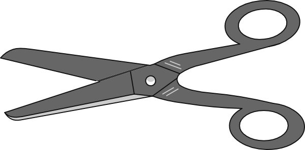 Scissors clip art (106325) Free SVG Download / 4 Vector.