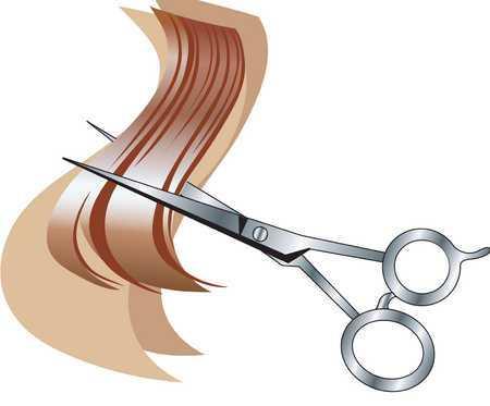 Scissors cutting hair clipart 5 » Clipart Portal.