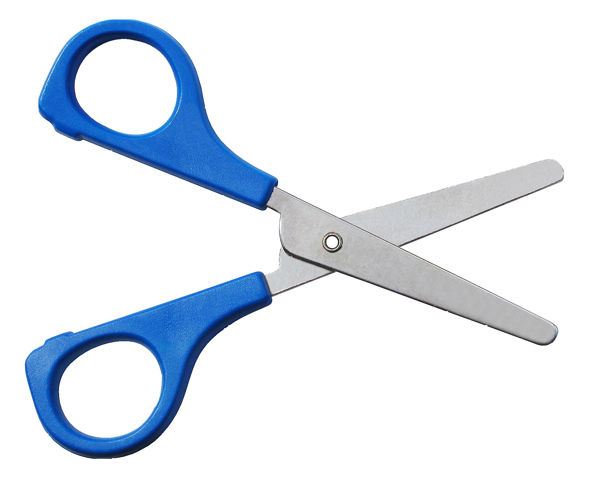 Scissors PNG Transparent Image.