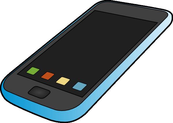 Smartphone Clipart.