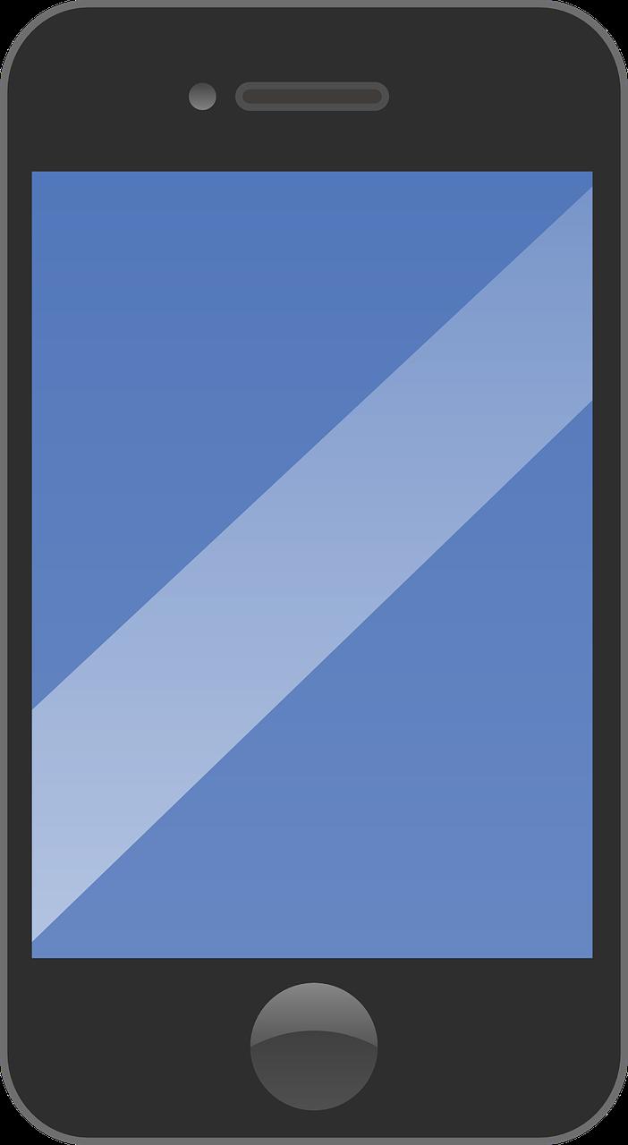 Free to Use & Public Domain Smartphone Clip Art.
