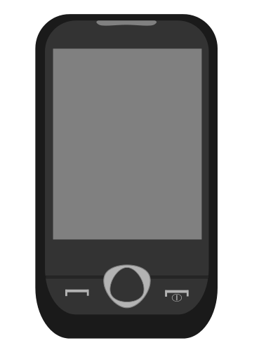 Free to Use & Public Domain Smartphone Clip Art.
