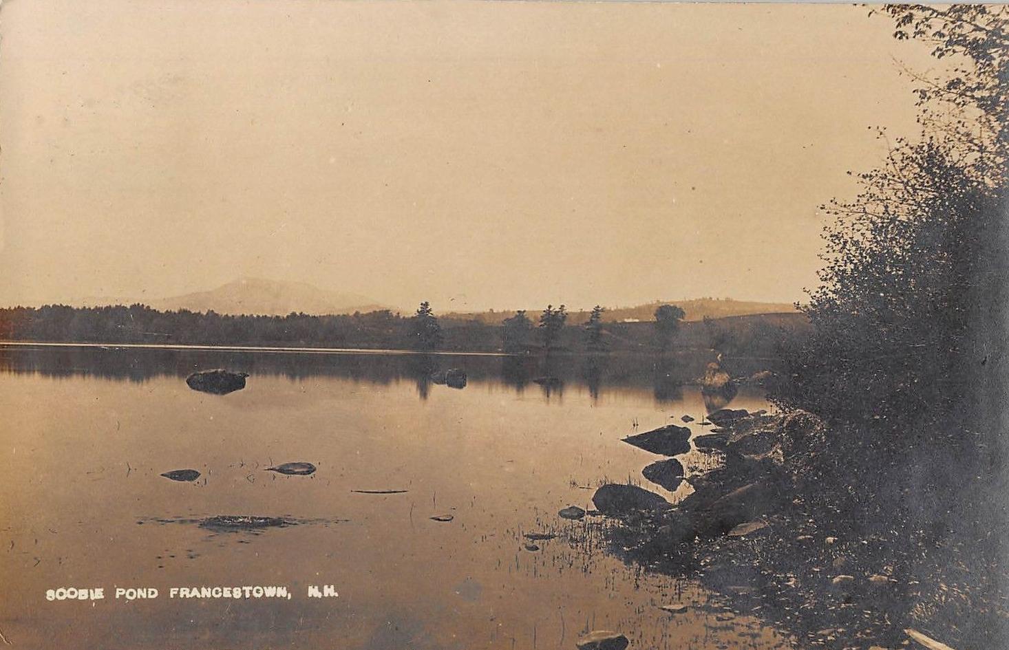 Francestown New Hampshire: Is Haunted Lake Haunted?.