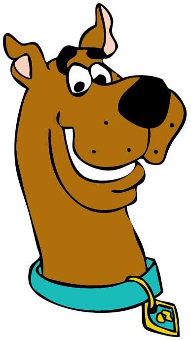 Happy Scooby Doo Clipart.