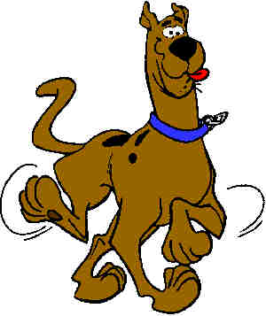 scooby doo and pumpkin clipart #4