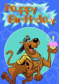 Image result for scooby doo birthday meme.