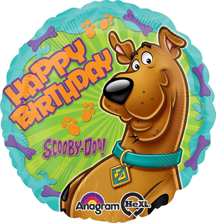 Amscan International Scooby Doo Birthday: Amazon.co.uk: Toys.