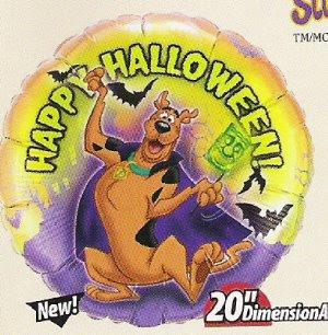 free halloween clipart: Scooby Doo Halloween Clipart.