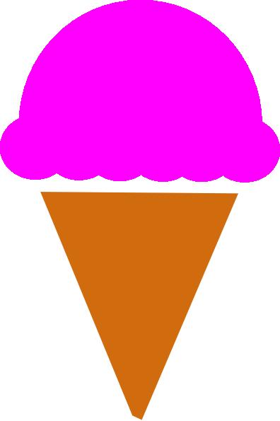 Ice Cream Scoop Clipart.
