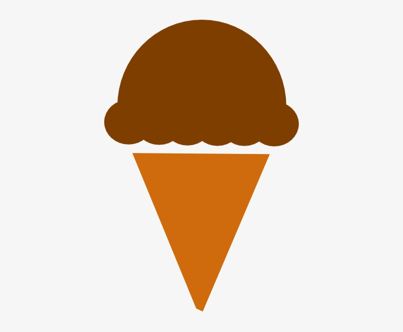 Ice Cream Silhouette Clip Art At Clker.