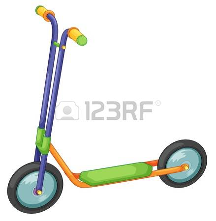 16,309 Scooter Stock Vector Illustration And Royalty Free Scooter.