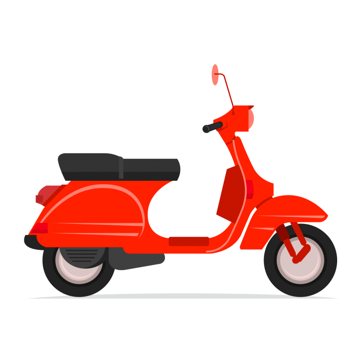 Scooter PNG.