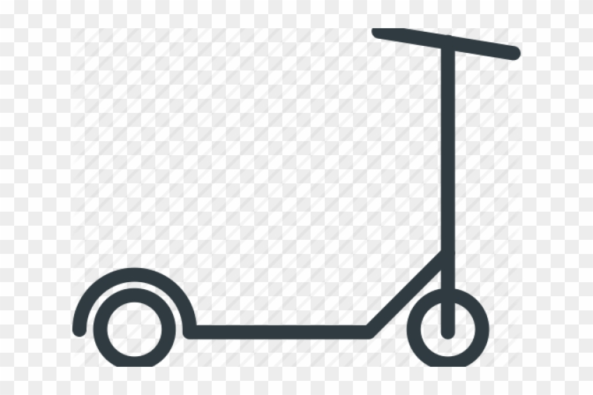 Scooter Clipart Transparent Background.