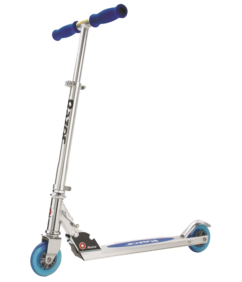 Kick Scooter PNG HD.