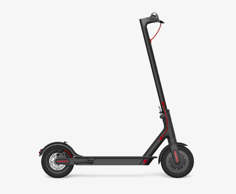 Electric Scooter Png Background Image.