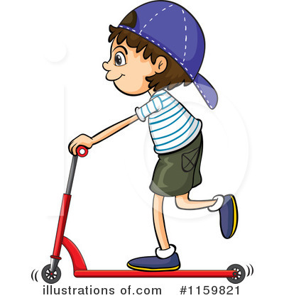 Scooter Clipart #1159821.