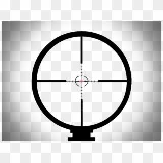 Free Sniper Scope Png Transparent Images.