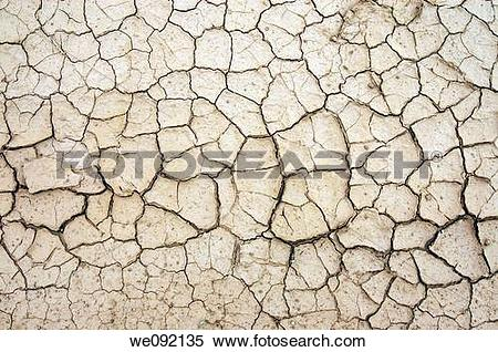 Stock Image of Scorched earth we092135.