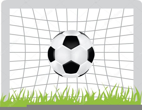 Football Goal Clipart.