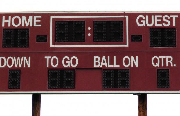 Scoreboard Clipart.