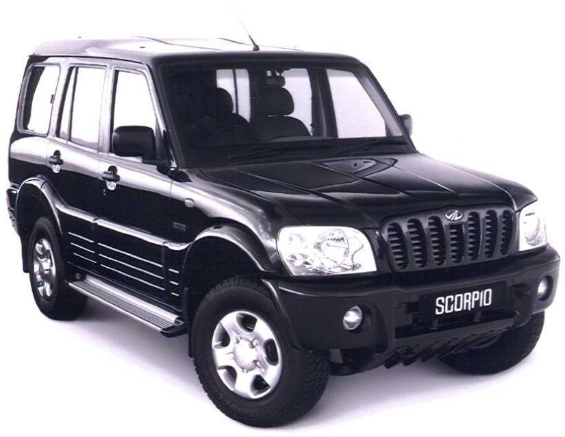 car wale wallpapers: Mahindra Scorpio Images and Specifications.