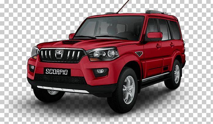 Mahindra Scorpio Mahindra & Mahindra Sport Utility Vehicle.