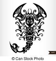 Scorpio Clip Art and Stock Illustrations. 4,146 Scorpio EPS.