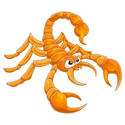 62+ Scorpion Clip Art.