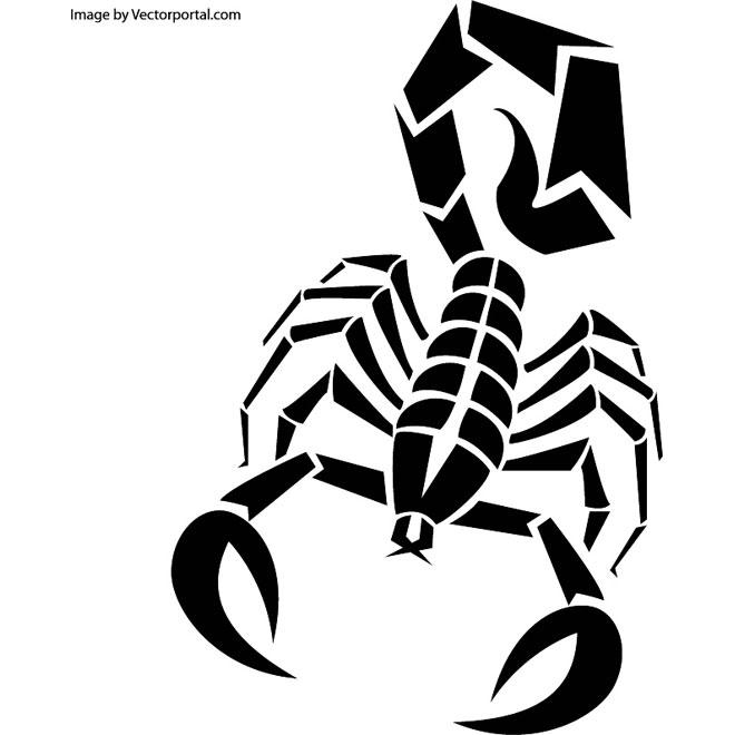 Scorpion clip art free wikiclipart.