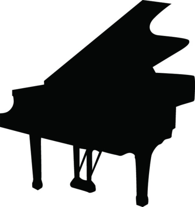 Silhouette Clipart Music 20 Free Cliparts Download