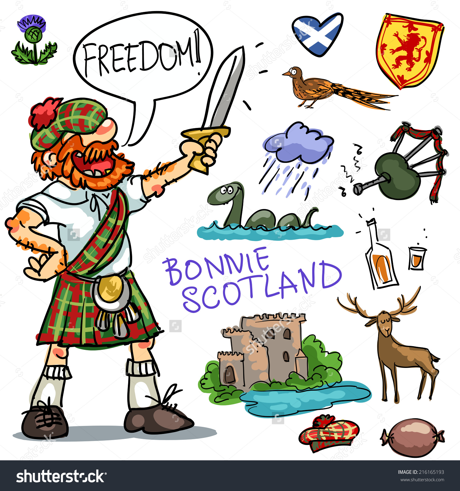 Showing post & media for Cartoon scots.