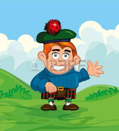 173 Scotsman Stock Vector Illustration And Royalty Free Scotsman.