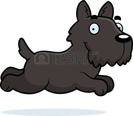 122 Scottie Dog Stock Vector Illustration And Royalty Free Scottie.