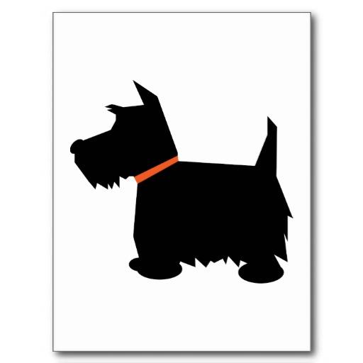 Scottie Dog Clipart Clipground