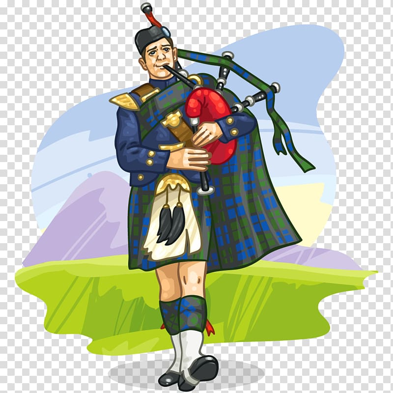 Scotland Bagpipes Scottish people Great Highland bagpipe.