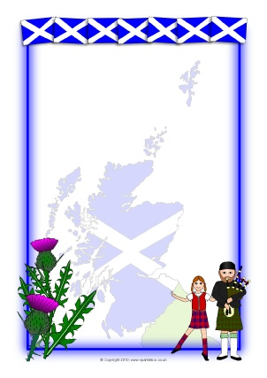 St Andrew\'s Day Teaching Resources & Printables for Primary.